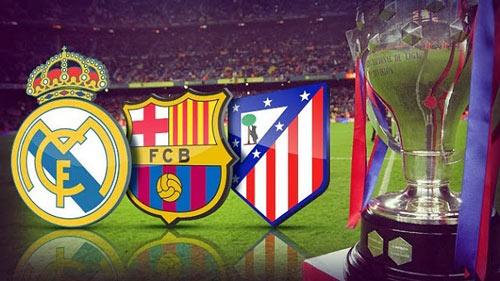 """Nợ thuế Liga: Real, Barca """"sạch sẽ"""", Atletico """"chúa chổm"""" - 1"""