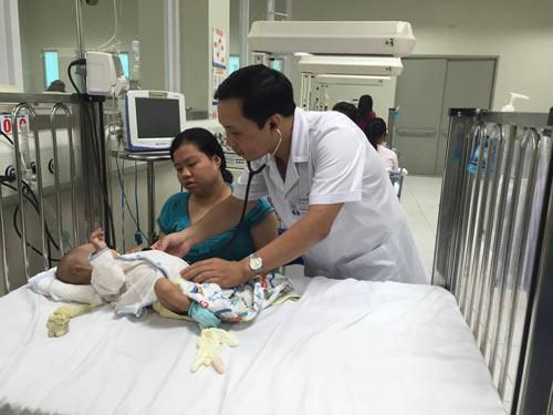 Mổ tim sớm ở BV Nhi TƯ phải nộp 30 triệu đồng: Bộ Y tế vào cuộc - 1