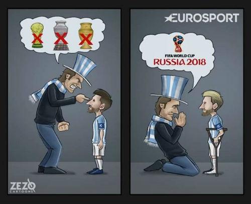 """6 điểm/6 trận: Đến lúc người Argentina """"xin lỗi"""" Messi - 2"""