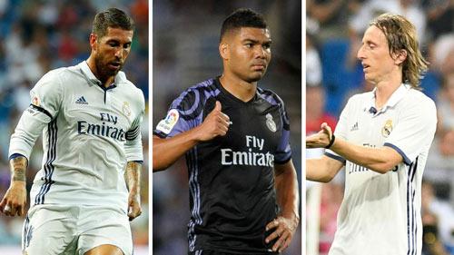 """Vận đen của Zidane: Chông chênh giữa """"bão"""" chấn thương - 2"""