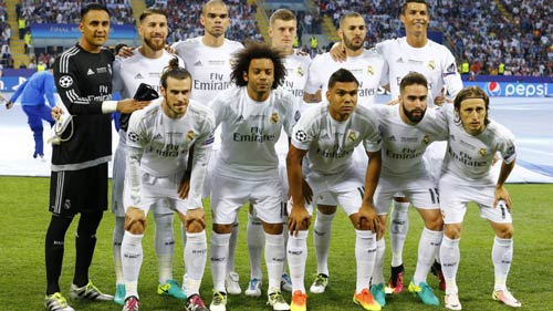 """Vận đen của Zidane: Chông chênh giữa """"bão"""" chấn thương - 1"""