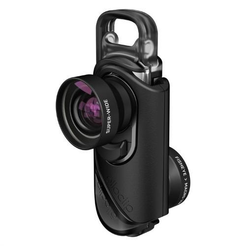 Lộ diện bộ ba ống kính Olloclip kết nối với iPhone 7 - 3