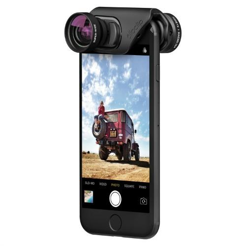 Lộ diện bộ ba ống kính Olloclip kết nối với iPhone 7 - 1