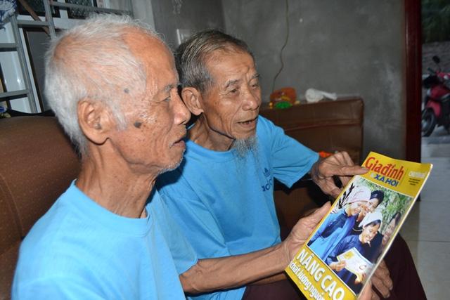 """Những điều """"lạ"""" về cặp song sinh gần trăm tuổi ở Hải Dương - 3"""