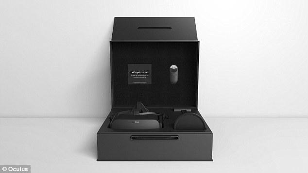 CEO Facebook ra mắt Facebook dành riêng cho VR Oculus Rift - 2