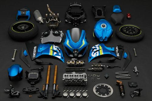 2017 Suzuki GSX-R1000: Vua xe thể thao với van biến thiên - 8