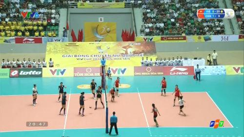 Việt Nam - U17 Trung Quốc: Ngược dòng ấn tượng (Bóng chuyền nữ VTV Cup) - 1