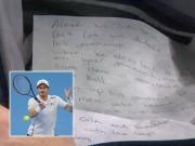 Thể thao - Tin thể thao HOT 12/10: Murray tức giận vì bị lộ chiến thuật