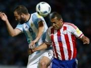 Bóng đá - Argentina - Paraguay: Bi kịch kéo dài