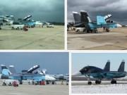 Sơn màu chiến đấu cơ giống Nga ở Syria, Mỹ âm mưu gì?
