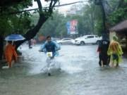 Tin tức trong ngày - Không khí lạnh tràn về, Trung Bộ mưa to đến hết tuần