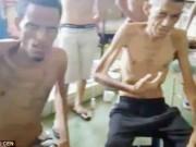 Phạm nhân bị bỏ đói trong nhà tù ở Venezuela