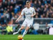 Bóng đá - Tin HOT bóng đá tối 12/10: Kroos lập kỷ lục tiền lương ở Real