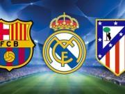 """Bóng đá - Nợ thuế Liga: Real, Barca """"sạch sẽ"""", Atletico """"chúa chổm"""""""