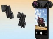 Thời trang Hi-tech - Lộ diện bộ ba ống kính Olloclip kết nối với iPhone 7