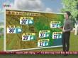 Dự báo thời tiết VTV 12/10: Mưa dông diện rộng ở Nam Bộ
