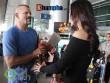 Người đẹp Miss World đón huyền thoại UFC Chuck đến Việt Nam