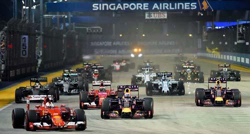 F1: Động cơ 1000 mã lực và thời hoàng kim trở lại - 1