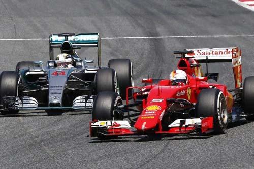 F1: Động cơ 1000 mã lực và thời hoàng kim trở lại - 2