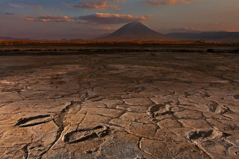 Tìm thấy 400 dấu chân người nguyên vẹn 19.000 năm trước - 1