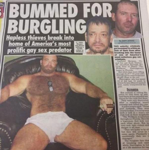 Thực hư hai tên trộm bị kẻ cuồng dâm hành hạ suốt 5 ngày - 1