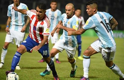 Tuyển Argentina không xứng với đẳng cấp của Messi - 1
