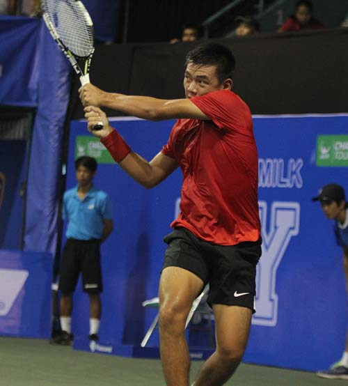 Thắng trận lịch sử, Nam-Thiên đòi nợ người Thái ở VN Open - 2