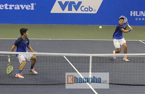 Thắng trận lịch sử, Nam-Thiên đòi nợ người Thái ở VN Open - 1