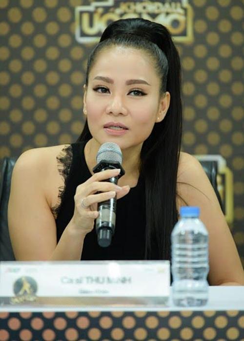 Thu Minh làm giám khảo show mới sau tin đồn ngưng VN Idol - 3