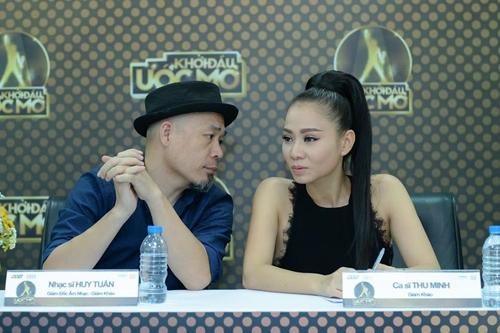Thu Minh làm giám khảo show mới sau tin đồn ngưng VN Idol - 1