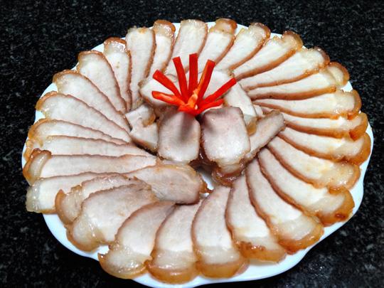Lạ miệng với thịt heo khìa nước dừa - 5