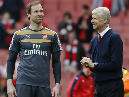 Kỷ lục gia Cech khen Mourinho, nâng tầm Wenger - 1