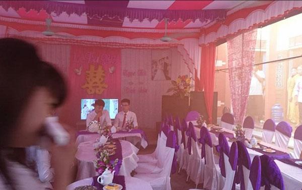 Đám cưới Việt và những chuyện dở khóc dở cười - 1