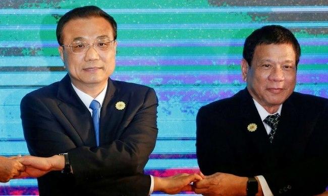 Tổng thống Philippines sẽ bàn gì về Biển Đông với TQ? - 1