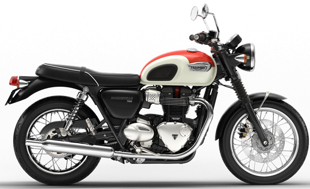 Triumph Bonneville T100 và T100 Black mới trình làng - 3