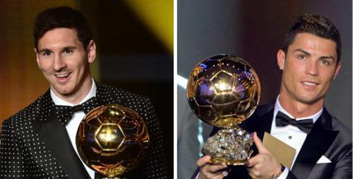 Ronaldo - Messi & cuộc đua kiểu bùng binh - 1