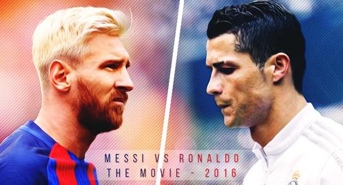 Ronaldo - Messi & cuộc đua kiểu bùng binh - 2