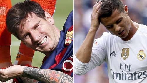 Ronaldo - Messi & cuộc đua kiểu bùng binh - 3