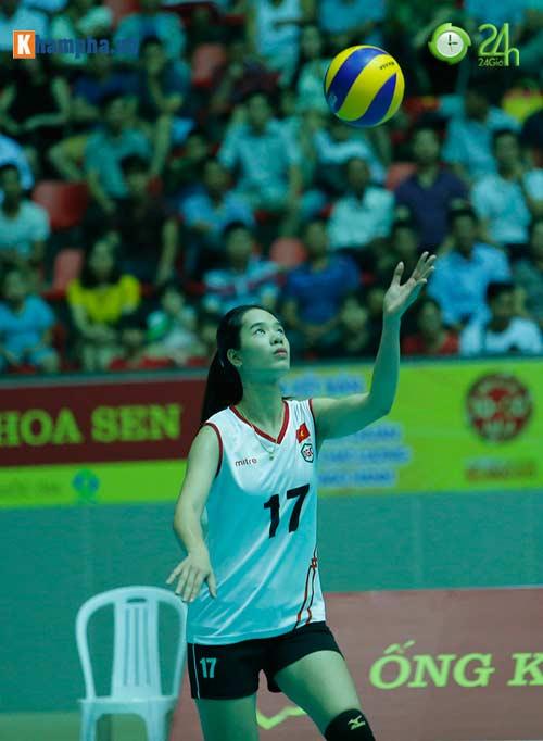 Ngắm các ứng viên Hoa khôi bóng chuyền VTV Cup 2016 - 4