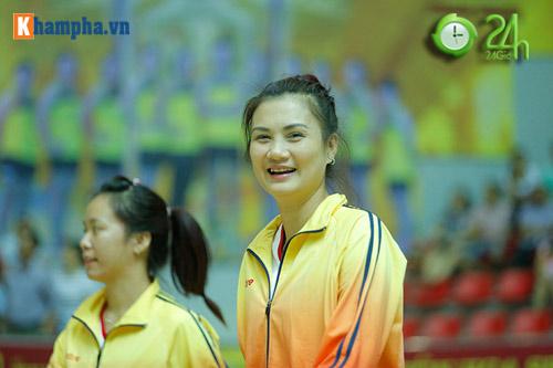 Ngắm các ứng viên Hoa khôi bóng chuyền VTV Cup 2016 - 6