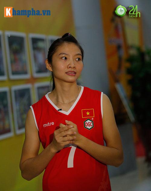 Ngắm các ứng viên Hoa khôi bóng chuyền VTV Cup 2016 - 13