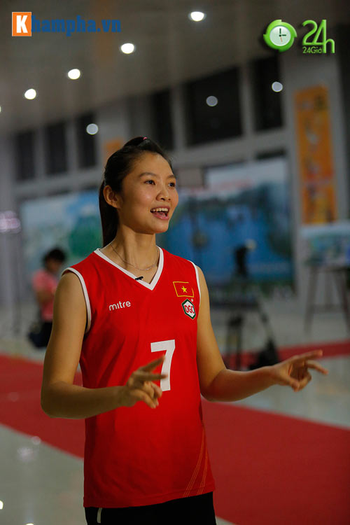 Ngắm các ứng viên Hoa khôi bóng chuyền VTV Cup 2016 - 14