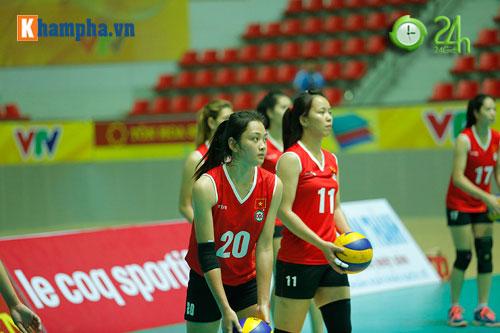 Ngắm các ứng viên Hoa khôi bóng chuyền VTV Cup 2016 - 8