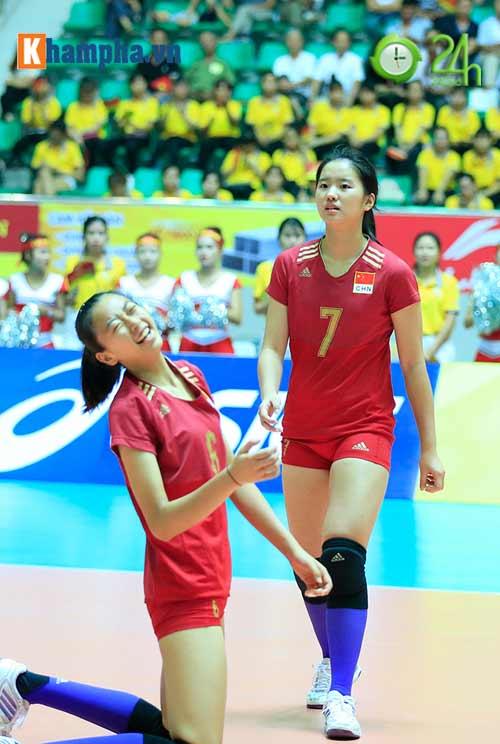 Ngắm các ứng viên Hoa khôi bóng chuyền VTV Cup 2016 - 9