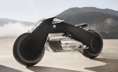 """""""Choáng"""" với BMW Motorrad Vision Next 100 tự điều khiển - 1"""
