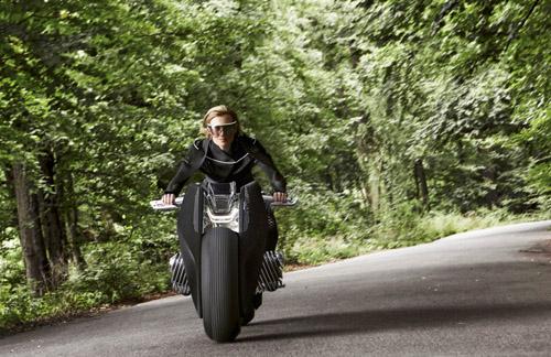 """""""Choáng"""" với BMW Motorrad Vision Next 100 tự điều khiển - 3"""