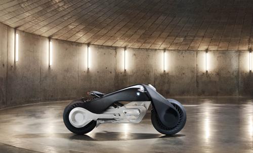"""""""Choáng"""" với BMW Motorrad Vision Next 100 tự điều khiển - 2"""