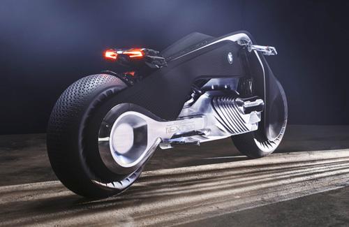 """""""Choáng"""" với BMW Motorrad Vision Next 100 tự điều khiển - 6"""