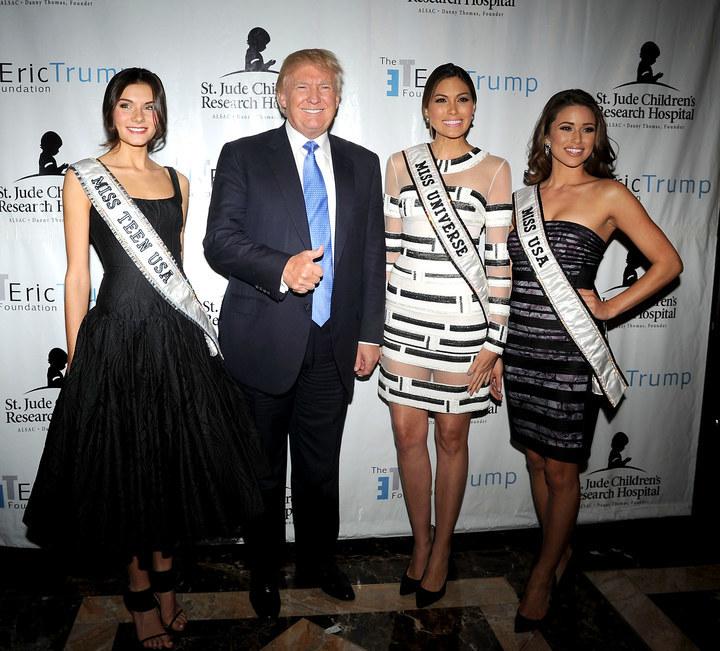 Loạt hoa hậu tố tỷ phú Trump sàm sỡ, thiếu đứng đắn - 3
