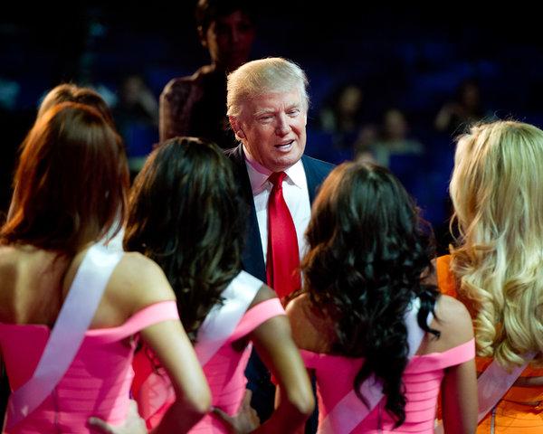 Loạt hoa hậu tố tỷ phú Trump sàm sỡ, thiếu đứng đắn - 6